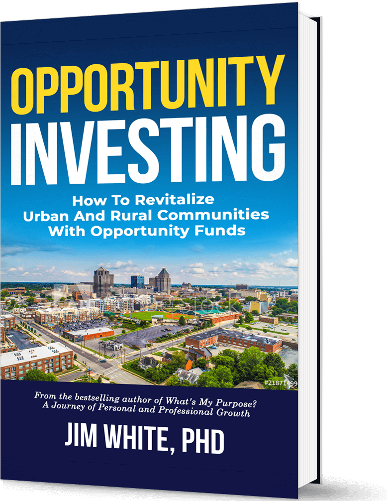 Opportunity Investing Book by Jim White PhD