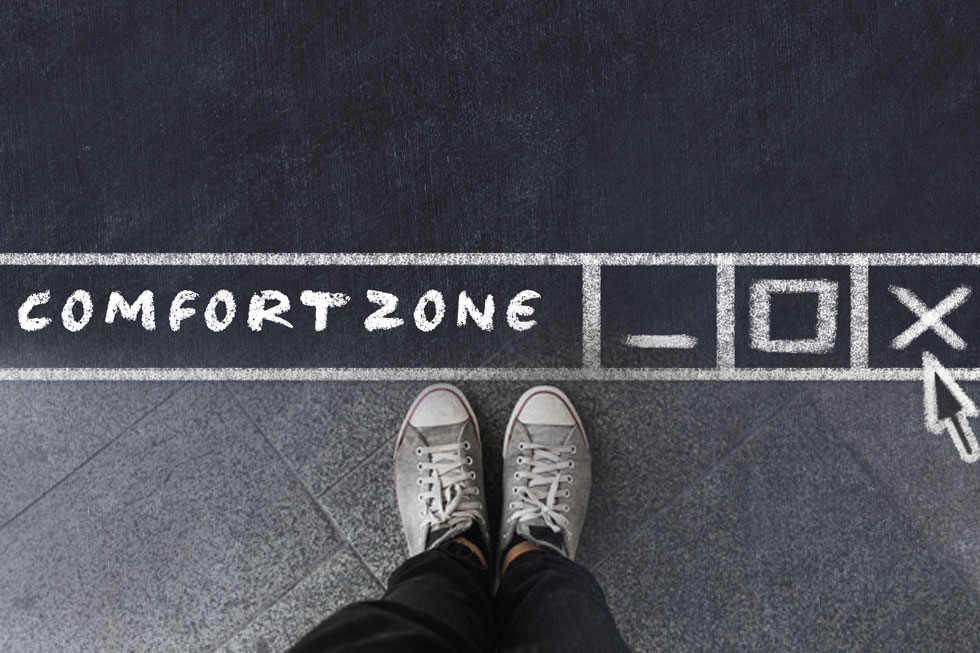 Afraid to Step Out of Your Comfort Zone? Then You Can't Lead in the Age of COVID