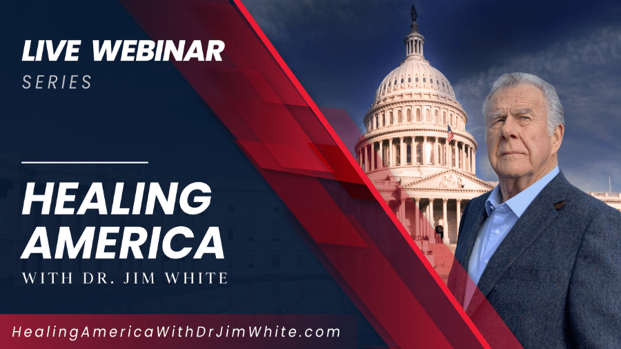 Healing America with Dr Jim White