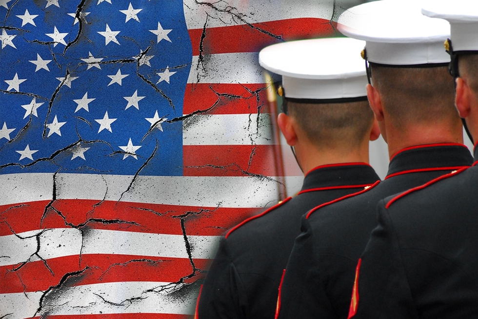 A Veteran's Plea: Return To The America We Fought For