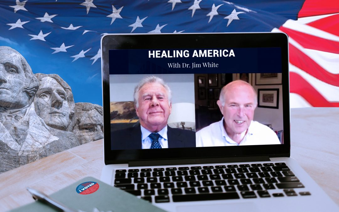 Healing America with Dr. Jim White. Part IX