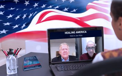 Healing America with Dr. Jim White. Part XII